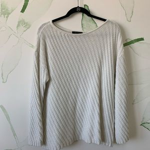 Cozy Ann Taylor Sweater